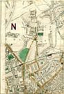Great Northern Railway, Newington Park, Stoke Newington, Highbury, North London Railway, Barnsbury, Canonbury, & Islington