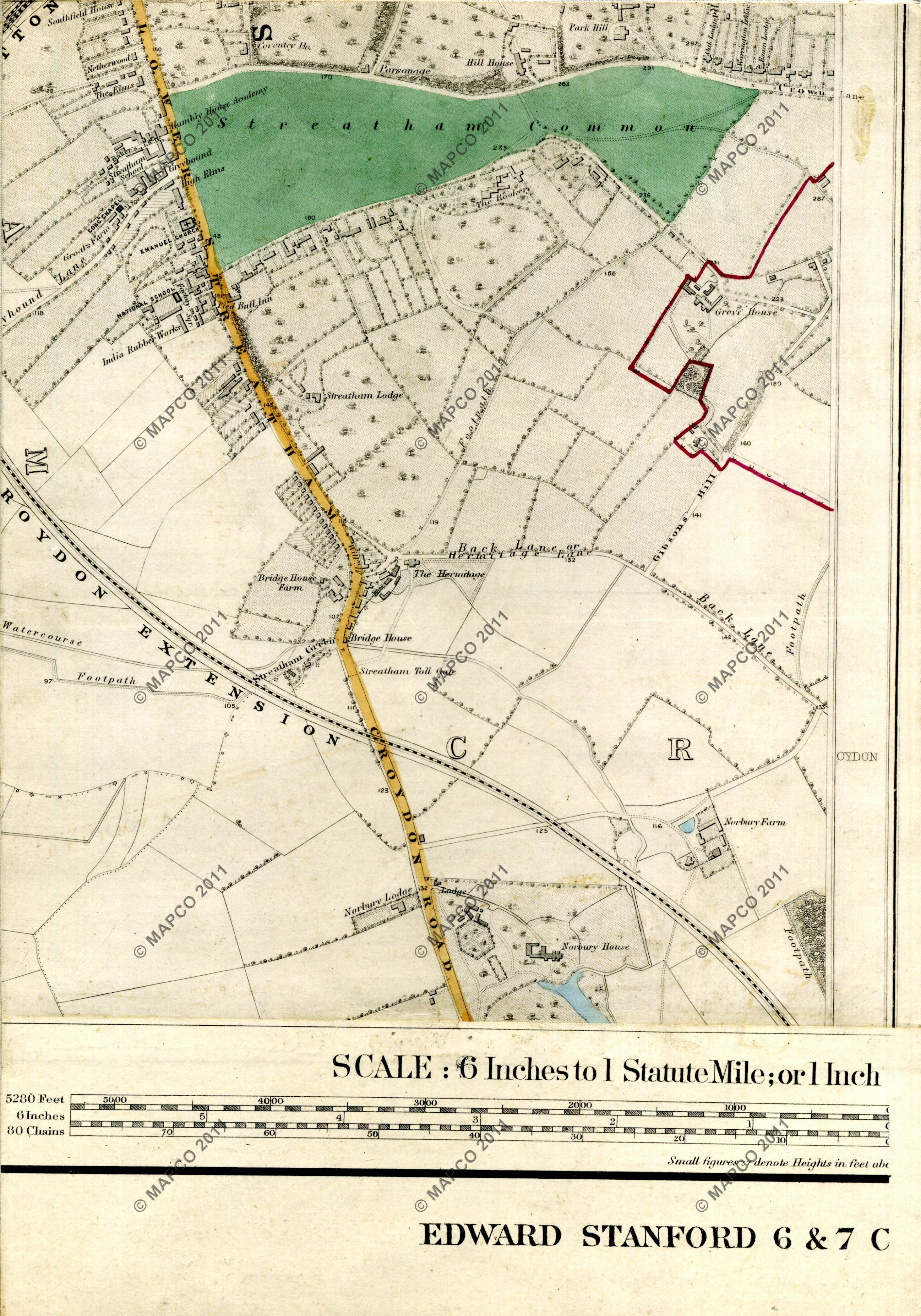 Return To Previous Map Image